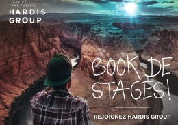 Book stages Hardis Group