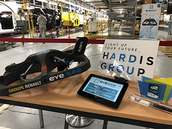 Renault chooses Hardis Group to digitize its supply chain
